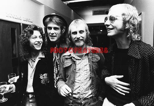 Wishbone Ash 1974.© Chris Walter.