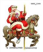 GIORDANO, CHRISTMAS SANTA, SNOWMAN, WEIHNACHTSMÄNNER, SCHNEEMÄNNER, PAPÁ NOEL, MUÑECOS DE NIEVE, paintings+++++,USGI1346,#X# stickers