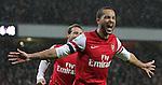 Arsenal vs Cardiff  1st January 2014
