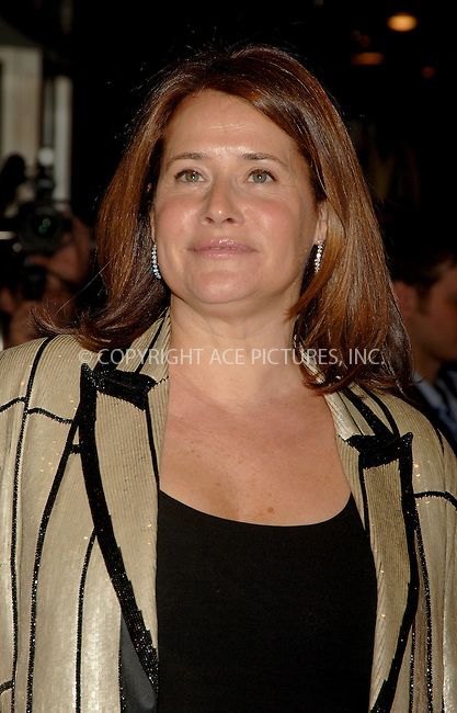 "WWW.ACEPIXS.COM . . . . .  ....NEW YORK, APRIL 25, 2006....Lorraine Bracco at the Broadway opening of ""Lestat"".....Please byline: AJ Sokalner - ACEPIXS.COM.... *** ***..Ace Pictures, Inc:  ..(212) 243-8787 or (646) 769 0430..e-mail: picturedesk@acepixs.com..web: http://www.acepixs.com"