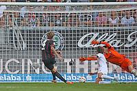 22.08.2015: Eintracht Frankfurt vs. FC Augsburg