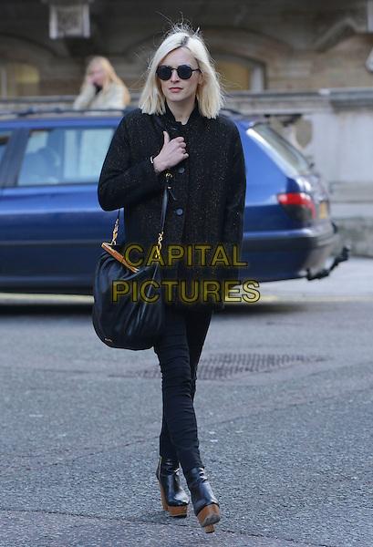 LONDON , UK - FEBRUARY 27 - Fearne Cotton leaving BBC Radio 1 , London , England 27th February 2014<br /> CAP/IA<br /> &not;&copy;Ian Allis/Capital Pictures
