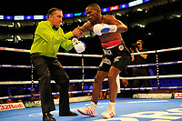 Ohara Davies (black/red shorts) defeats Paul Kamanga during a Boxing Show at the The O2 Arena on 23rd June 2018