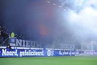 VOETBAL: HEERENVEEN: 10-12-2016, Abe Lenstra Stadion, SC Heerenveen - Exelsior, uitslag 2-1, Nieuw Noord, ©foto Martin de Jong