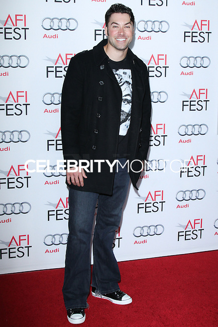 """HOLLYWOOD, CA - NOVEMBER 12: Ace Young at the AFI FEST 2013 - """"Lone Survivor"""" Premiere held at TCL Chinese Theatre on November 12, 2013 in Hollywood, California. (Photo by David Acosta/Celebrity Monitor)"""