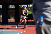 20180331 Women's Tennis vs. Winthrop