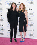 Clea DuVall and Natasha Lyonne attends 2015 Film Independent Spirit Awards held at Santa Monica Beach in Santa Monica, California on February 21,2015                                                                               © 2015Hollywood Press Agency