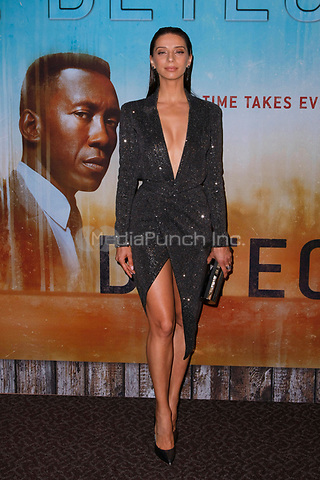 Los Angeles, CA - JAN 10:  Angela SarafyanAn attends the HBO premiere of True Detective Season 3 at the DGA Theater on January 10 2019 in Los Angeles CA. Credit: CraSH/imageSPACE/MediaPunch