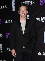 20 May 2016 - Hollywood, California - Ian Harding. Arrivals for the P.S. ARTS Presents: The pARTy! held at Neuehouse. Photo Credit: Birdie Thompson/AdMedia