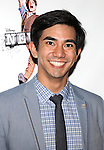 Aaron J. Albano.attending the 'NEWSIES' Opening Night after Party at the Nederlander Theatre in New York on 3/29/2012