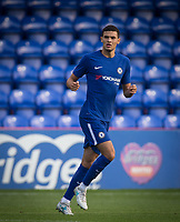 Isaac Christie-Davies of Chelsea U23 during the pre season friendly match between Aldershot Town and Chelsea U23 at the EBB Stadium, Aldershot, England on 19 July 2017. Photo by Andy Rowland / PRiME Media Images.