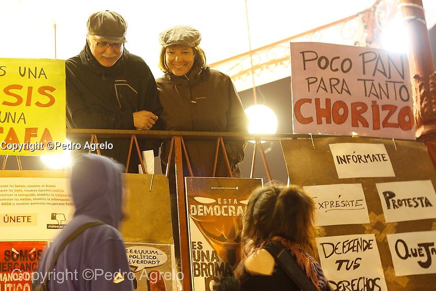 15 M en Lugo