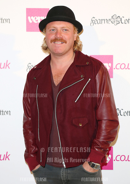 Keith Lemon aka Leigh Francis arriving for  Spring/Summer 2013 Very.co.uk fashion launch, London. 13/09/2012 Picture by: Henry Harris / Featureflash..