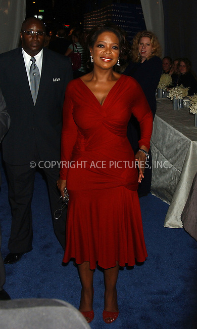 WWW.ACEPIXS.COM . . . . . ....October 9, 2006, New York City. ....Oprah Winfrey attends the Inauguration of the Brand New Hearst Tower. ....Please byline: KRISTIN CALLAHAN - ACEPIXS.COM.. . . . . . ..Ace Pictures, Inc:  ..(212) 243-8787 or (646) 769 0430..e-mail: info@acepixs.com..web: http://www.acepixs.com