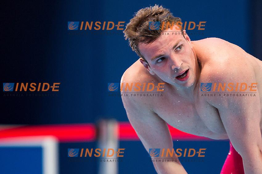 BIEDERMANN Paul GER<br /> 200 Freestyle Men Final Bronze Medal<br /> Swimming - Kazan Arena<br /> Day12 04/08/2015<br /> XVI FINA World Championships Aquatics Swimming<br /> Kazan Tatarstan RUS July 24 - Aug. 9 2015 <br /> Photo A.Masini/Deepbluemedia/Insidefoto