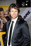 "HOLLYWOOD, CA. - January 27: Jon Heder attends the ""When In Rome"" Los Angeles premiere at the El Capitan Theatre on January 27, 2010 in Hollywood, California."