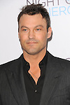 Brian Austin Green arriving at the 6th Annual Night Of Generosity Gala held at The Beverly Wilshire Hotel on December 5, 2014.