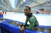 SPEEDSKATING: SOCHI: Adler Arena, 18-03-2013, Shani Davis (USA), © Martin de Jong