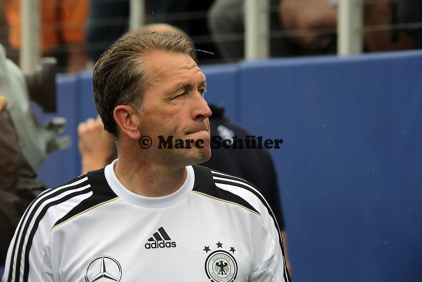 Torwarttrainer Andreas Koepke (D) - Länderspiel Deutschland gegen Ecuador