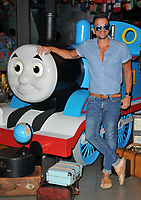 Peter Andre at the &quot;Thomas &amp; Friends: Big World! Big Adventures!&quot; UK film premiere, Vue West End, Leicester Square, London, England, UK, on Saturday 07 July 2018.<br /> CAP/CAN<br /> &copy;CAN/Capital Pictures