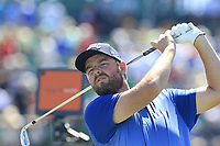 Marc Leishman (AUS) tees off the 17th tee during Thursday's Round 1 of the 118th U.S. Open Championship 2018, held at Shinnecock Hills Club, Southampton, New Jersey, USA. 14th June 2018.<br /> Picture: Eoin Clarke | Golffile<br /> <br /> <br /> All photos usage must carry mandatory copyright credit (&copy; Golffile | Eoin Clarke)