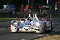 #41 GREAVES MOTORSPORT (GBR) ZYTEK Z11SN NISSAN MICHAEL MUNEMMAN (GBR) ALESSANDRO LATIF (GBR) JAMES WINSLOW (GBR)