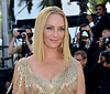 28.05.2017; Cannes, France: UMA THURMAN<br /> attends the closing ceremony for the 70th Cannes Film Festival, Cannes<br /> Mandatory Credit Photo: &copy;NEWSPIX INTERNATIONAL<br /> <br /> IMMEDIATE CONFIRMATION OF USAGE REQUIRED:<br /> Newspix International, 31 Chinnery Hill, Bishop's Stortford, ENGLAND CM23 3PS<br /> Tel:+441279 324672  ; Fax: +441279656877<br /> Mobile:  07775681153<br /> e-mail: info@newspixinternational.co.uk<br /> Usage Implies Acceptance of Our Terms &amp; Conditions<br /> Please refer to usage terms. All Fees Payable To Newspix International