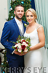 Broderick/Cronin wedding in the Ballyseede Castle Hotel on Thursday December 27th