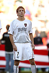 17 October 2004: Mike Magee. DC United defeated the MetroStars 3-2 at RFK Stadium in Washington, DC during a regular season Major League Soccer game..