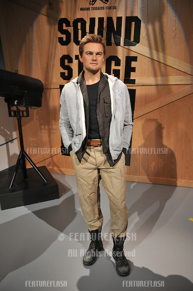 Leonardo DiCaprio waxwork figure - grand opening of Madame Tussauds Hollywood. The new $55 million attraction is the first ever Madame Tussauds in the world to be built from the ground up. It is located on Hollywood Boulevard immediately next to the world-famous Grauman's Chinese Theatre..July 21, 2009  Los Angeles, CA.Picture: Paul Smith / Featureflash
