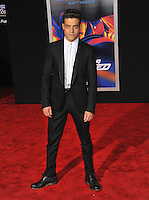 Rami Malek at the U.S. premiere of his movie &quot;Need for Speed&quot; at the TCL Chinese Theatre, Hollywood.<br /> March 6, 2014  Los Angeles, CA<br /> Picture: Paul Smith / Featureflash