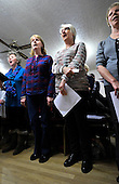 Soundroutes choir rehearsals - Motherwell - in full voice – picture by Donald MacLeod 13.2.12 www.donald-macleod.com clanmacleod@btinternet.com