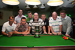 Corrigans Pool Team, Wray Thomson,  Des Lynch, Barry Maguire,  Chris Matthews, Sean Goggin, Captain Vincent Dunne, Derek Smyth, John O'Connell, Noel Smyth..Photo NEWSFILE/Jenny Matthews.(Photo credit should read Jenny Matthews/NEWSFILE)....This Picture has been sent you under the condtions enclosed by:.Newsfile Ltd..The Studio,.Millmount Abbey,.Drogheda,.Co Meath..Ireland..Tel: +353(0)41-9871240.Fax: +353(0)41-9871260.GSM: +353(0)86-2500958.email: pictures@newsfile.ie.www.newsfile.ie.FTP: 193.120.102.198.