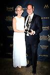 LOS ANGELES - APR 29: Gabrielle Hamilton, David Kinch at The 43rd Daytime Creative Arts Emmy Awards, Westin Bonaventure Hotel on April 29, 2016 in Los Angeles, CA