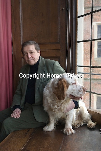 Robert Gascoyne-Cecil, Lord Salisbury at Hatfield House, Hatfield. Hertfordshire UK.