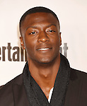 WEST HOLLYWOOD, CA - NOVEMBER 15: Actor Aldis Hodge attends VH1 Big In 2015 With Entertainment Weekly Awards at Pacific Design Center on November 15, 2015 in West Hollywood, California.
