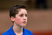 Wateringen, The Netherlands, March 14, 2018,  De Rhijenhof , NOJK 14/18 years, Colin Standaart- Michael Schut<br /> Photo: www.tennisimages.com/Henk Koster