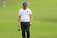 Andy Sullivan (ENG) on the 15th green during Friday's Round 2 of the 2017 PGA Championship held at Quail Hollow Golf Club, Charlotte, North Carolina, USA. 11th August 2017.<br /> Picture: Eoin Clarke | Golffile<br /> <br /> <br /> All photos usage must carry mandatory copyright credit (&copy; Golffile | Eoin Clarke)
