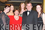 STYLE: Great style by Ann Sheehan, Angela Flahive, Breda Hurley, Carol Tallon, Brendan Sheehan and Lorraine Reidy at the Tralee Chamber of Commerce Ball at the Brandon Hotel on Saturday night..