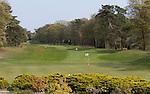 VALKENSWAARD - Hole 9. Eindhovensche Golf Club uit 1930. COPYRIGHT KOEN SUYK