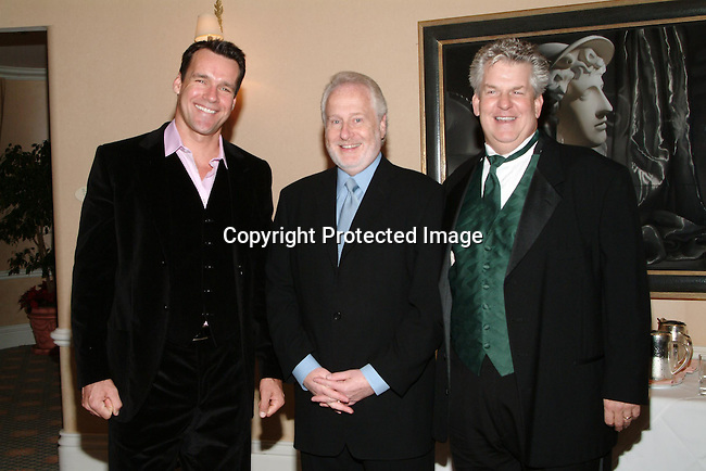 David James Elliott, Garry Hart &amp; Lenny Clarke<br />