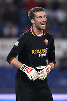 ROMA, Italy: October 18, 2013: As Roma beats SSC Napoli 2-0 during the Serie A match played in the Olimpico Stadium.