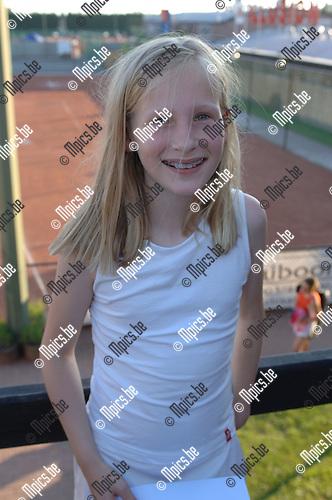 Tennis: Emily Castelyen