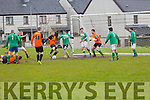 Action from the  Denny Div 1 'A' St Brendans Park B v Castleisland Afc B at Christy Leahy Park on Sunday