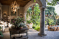 Andrew Fisher and Jeffry Weisman's home in San Miguel de Allende, Mexico. VAYCAY-Weisman&Fisher. Adam Wiseman for the Wall Street Journal
