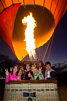 April 26 2019 Hot Air Balloon Gold Coast and Brisbane