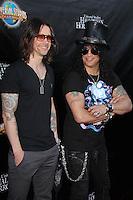 LOS ANGELES - SEP 18:  Slash at the Universal Studio's Halloween Horror Nights 2014 Eyegore Award at Universal Studios on September 18, 2014 in Los Angeles, CA