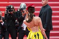 Frederique Bel<br /> 10-05-2018 Cannes <br /> 71ma edizione Festival del Cinema <br /> Foto Panoramic/Insidefoto