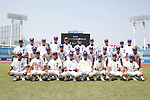 Shinjuku senior team group (Shinjuku), AUGUST 4, 2015 - Baseball : All Japan Little-Senior Baseball Championship third placematch between Higashi Nerima senior 4-7 Shinjuku senior at Jingu stadium in Tokyo, Japan. (Photo by Yusuke Nakanishi/AFLO SPORT)