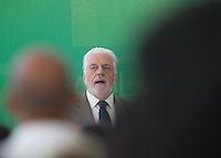 BRASILIA, DF, 19.11.2015 - DILMA-NEGROS-  O ministro da Casa Civil, Jaques Wagner,  durante a cerimônia comemorativa do Dia Nacional da Consciência Negra, no Palácio do Planalto, nesta quinta-feira, 19.(Foto:Ed Ferreira / Brazil Photo Press/Folhapress)